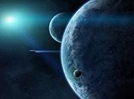 精美梦幻星空宇宙景色高清图片