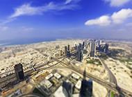 国际大都市迪拜风景图片下载