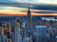纽约帝国大厦高清桌面壁纸