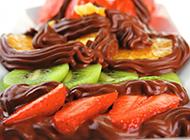 口感鲜甜的创意水果沙拉拼盘