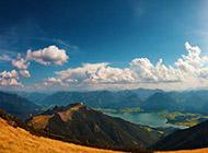 精美山水湖泊高清风景壁纸