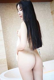 大胆美女人体模特田芯娜Angel魅惑宅男