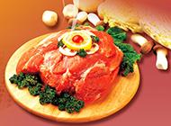 美味可口的营养鲜肉美食图片