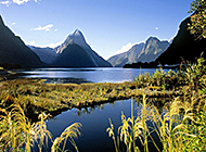 山水自然风光美景宛如诗画般