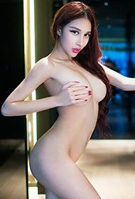 美女夏婉婉诱惑人体艺术图