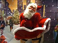 玛丽莲·梦露版的圣诞老人
