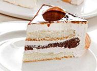自制巧克力奶油蛋糕香浓美味