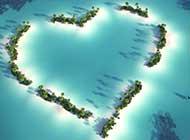 国外绝美环海岛屿高清唯美图片