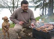 动物爆笑图片之我要吃肉
