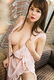 尤果网尹灵儿撩人妖娆人体美胸写真