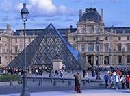 意大利卢浮宫高清桌面图片