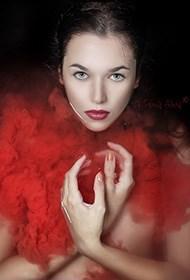 西方美女性感人体艺术写真