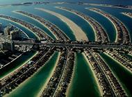 迪拜城市风景高清唯美摄影