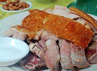 均安蒸猪特色美食摄影图片