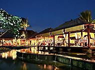 巴厘岛金巴兰海湾度假村高清壁纸