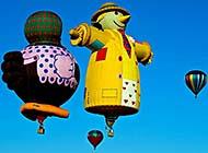 热气球带你飞遍全世界唯美壁纸