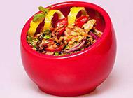 自制简单的减肥沙拉图片