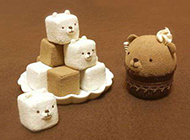 西式小甜点图片造型漂亮