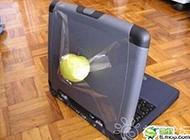 雷人的苹果笔记本电脑