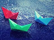 下雨天唯美夏季风景图片壁纸
