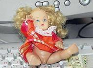 美女内涵图亮点之充气娃娃