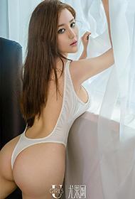 尤果网莉恩美乳翘臀性感人体写真