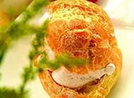 香酥可口的西餐糕点图片