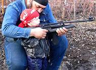 射击本事得从小学起