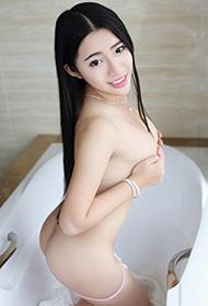 网络红人模特嘉嘉Tiffany大尺度人体艺术图
