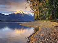 远山近水唯美自然风光美景图片