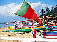 热带风光巴厘岛桌面壁纸