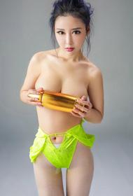 性感美女私房情趣内衣诱惑写真