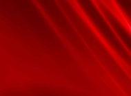 婚庆明场红色背景布置图片