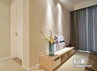 6万打造清新白领宜家风格家居玄关时尚装修