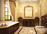 时尚大方的卫生间装修效果图欣赏