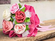 粉色调花卉唯美高清壁纸
