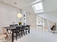 北欧式阁楼公寓装修设计图片赏析