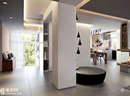 后现代品味家居艺术公寓装饰设计