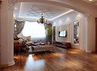 复式奢华高调室内装修效果图片