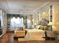 别墅欧式奢华卧室装修设计图片