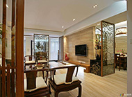 个性创新中式家居装饰设计