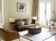 客厅美式现代简约装修风格欣赏