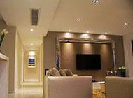 豪华时尚大户型客厅装修效果图片