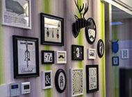 极具时尚创意的相片墙设计图片