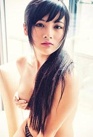 性感亚洲美女人体艺术写真
