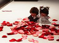 蒙奇奇娃娃唯美浪漫意境壁纸