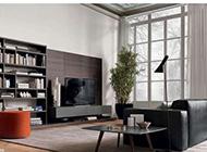 时尚典雅现代化电视柜个性设计图