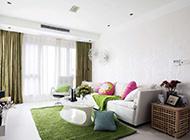 小客厅简约温馨装修效果图整洁干净