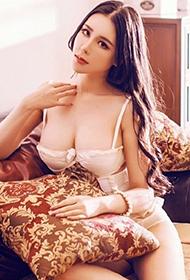90后性感女神王梦瑶Aimee写真集