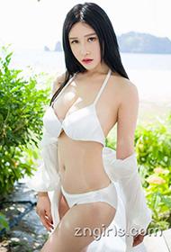 性感美女于姬Una清新唯美旅拍写真